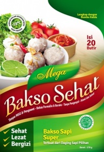 bakso sehat