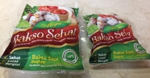bakso sehat dalam kemasan