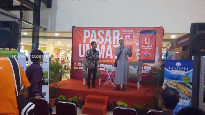 talk show pasar ummat