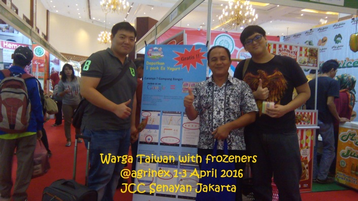 taiwan guys di frozenfood indonesia