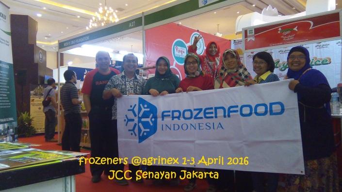 frozeners kumpul bareng di agrinex 2016