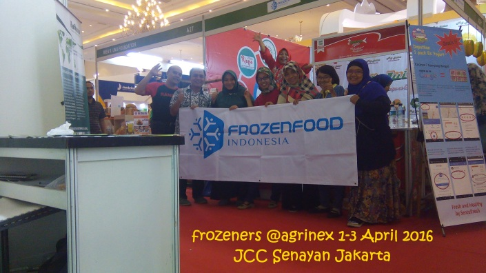 Frozeners di agrinex 2016