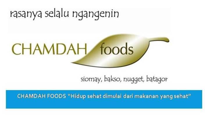 Chamdah food