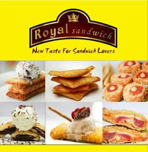 royal sandwich vidi